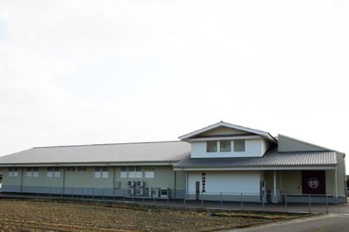 村岡総本舗 工場